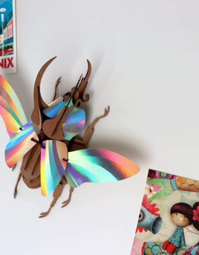 DIY DECORATION - Scarabée-Atlas