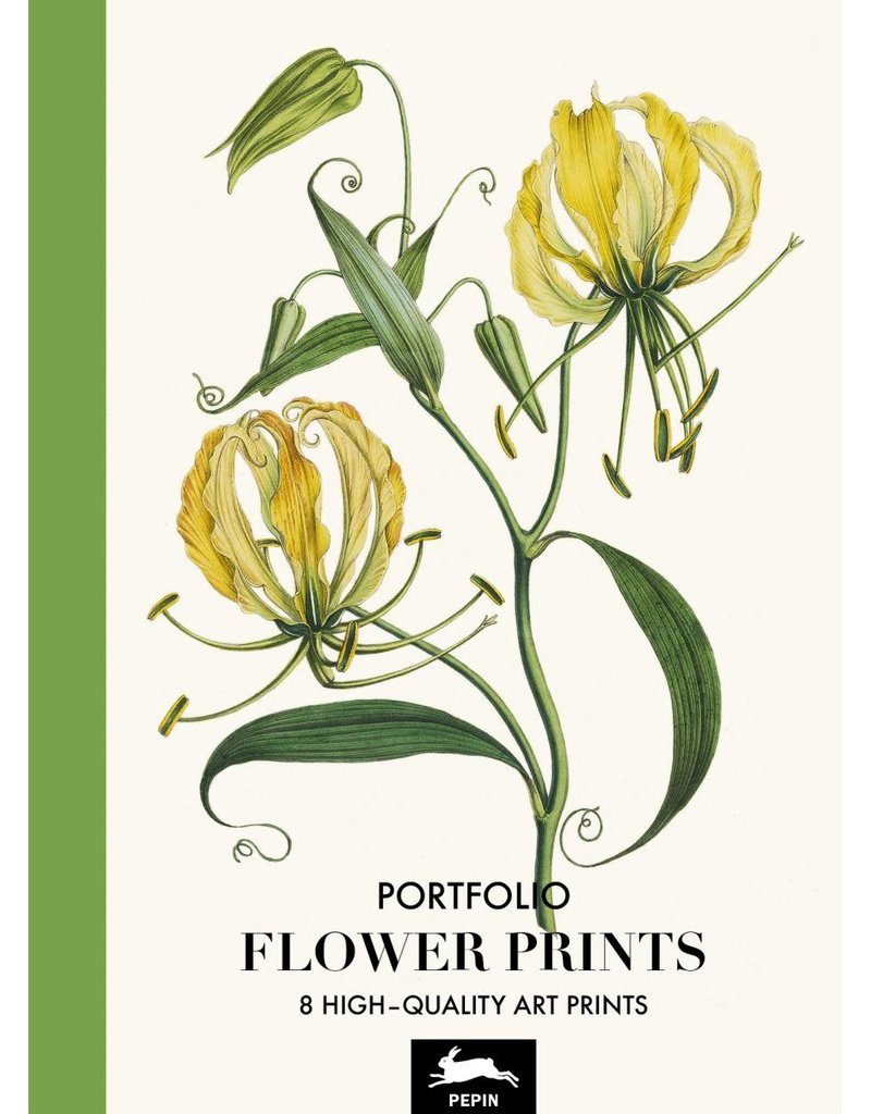 PORTFOLIO ART PRINT - Flowers