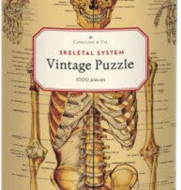 PUZZEL - Skelet