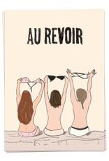 KAART BLANCHE - Au Revoir