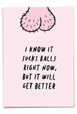 KAART BLANCHE - Sucks Balls