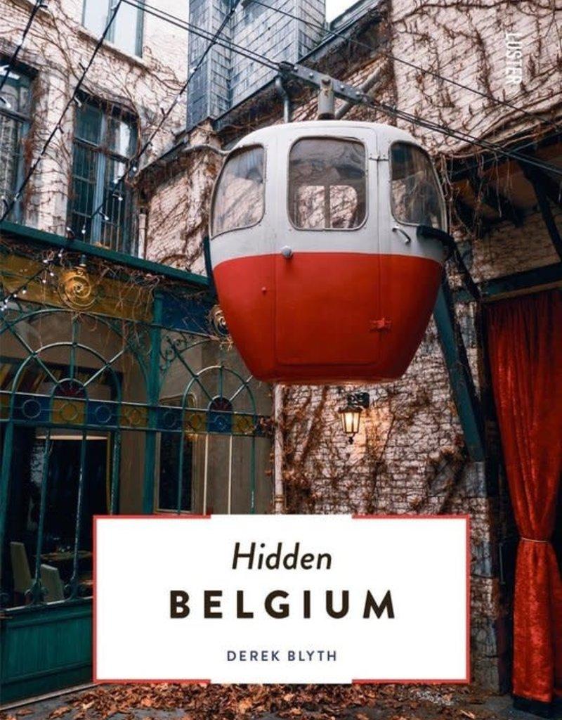 Luster HIDDEN BELGIUM - Derek Blyth