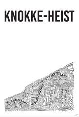 Affiche KNOKKE-HEIST