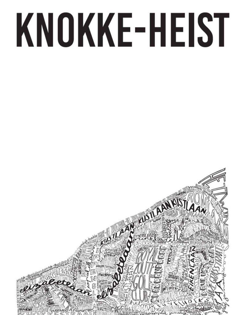 Poster KNOKKE-HEIST