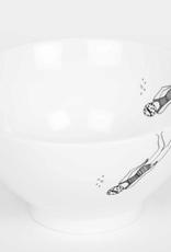 BOL- fille qui fait de la plongée