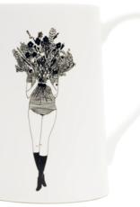 KAN - Bloemenmeisje