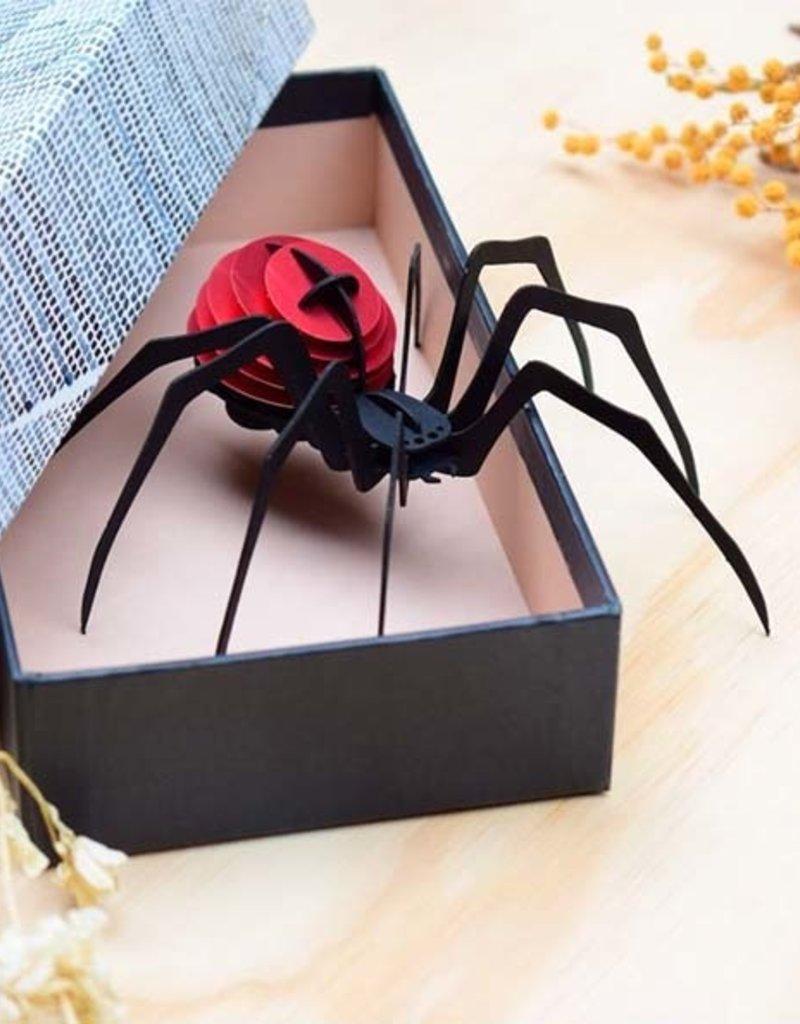 DIY DECORATIE - Araignée