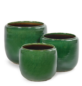 SERAX - Decorative Pot Costa Green