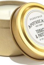 APOTHECARY - Glazen Kaars - Tobacco & Patchouli