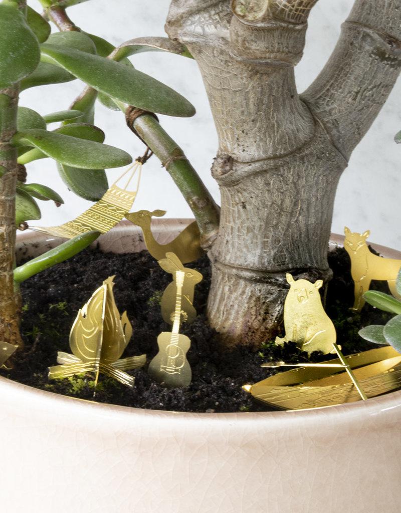 Petit camping pour vos plantes