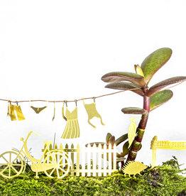 Mini aventure à vélo pour tes plantes