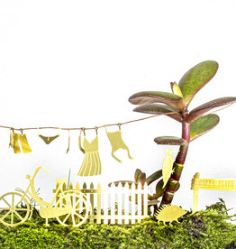 Tiny Bike Adventure for your plants