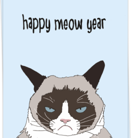 KAART BLANCHE - Happy Meow Year