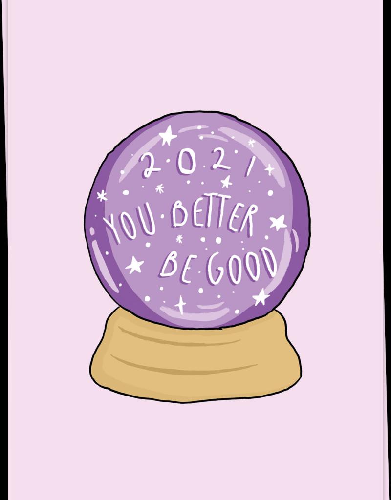 KAART BLANCHE - 2021 Good