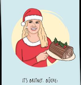 KAART BLANCHE - Britney Bûche