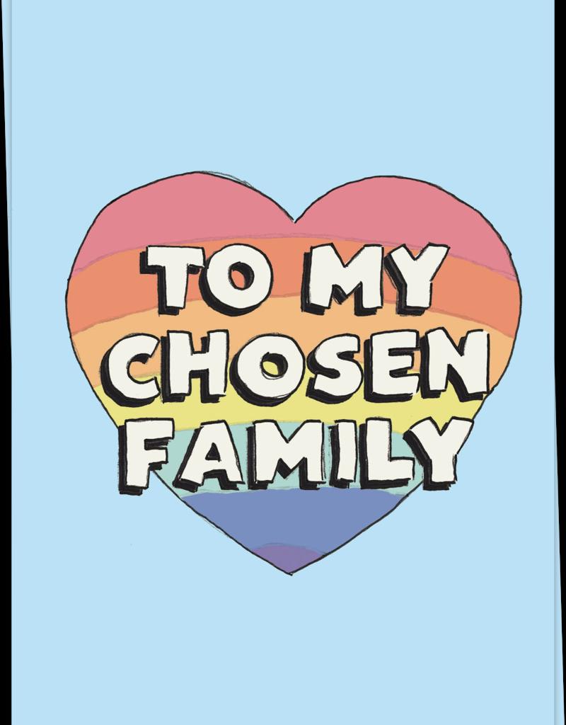 KAART BLANCHE - Chosen Family