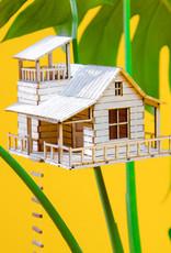 Plant-house  CABANES DANS LES ARBRES MINIATURES: Maison