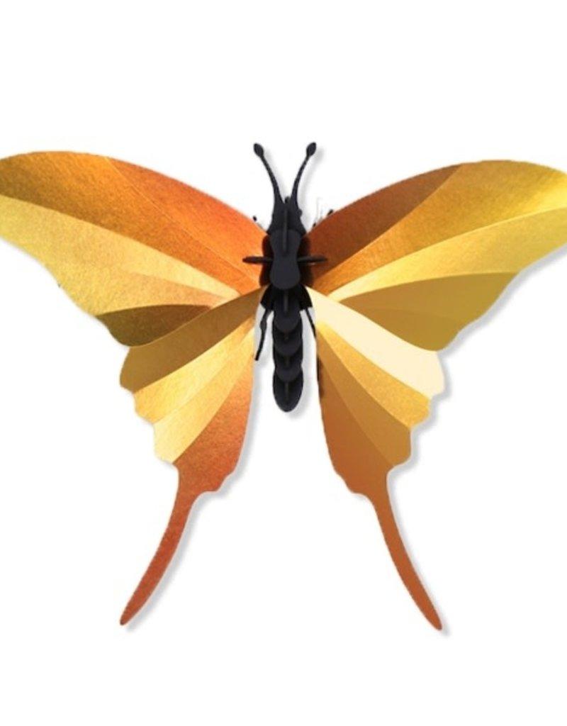 DIY DECORATIE - Zwaardstaart vlinder