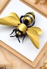 DIY DECORATIE - Grote honingbij