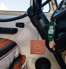 CAR PERFUME - Amber & Moss