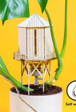 Plant-house Miniature treehouse: Plant-dripper