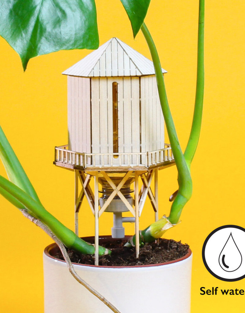 Plant-house Miniatuur boomhuis: Planten druppelaar