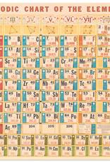 VINTAGE POSTER - Tabel van Mendeljev 50x70cm