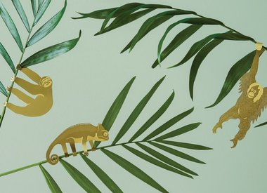 GOLDEN PLANT ANIMALS