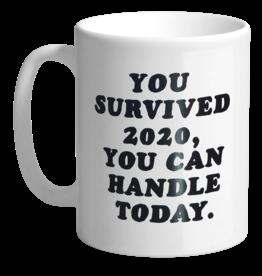 MUG - YOU SURVIVED