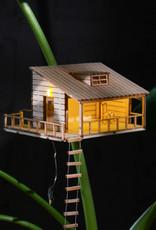 Plant-house Maison d'arbre miniature : Des lumières pour vos plantes