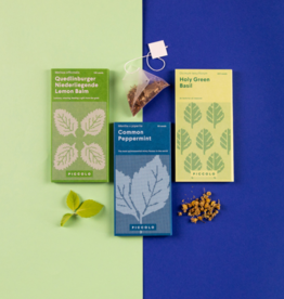SEED COLLECTION: Herbal teas