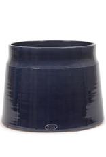SERAX - Decorative Pot Pyramid Blue