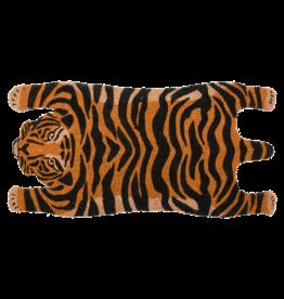 Deurmat kokos tijger