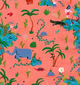 Luis Manuel Lambrechts Limited Giclée - Animals are Funny by Luis Manuel Lambrechts