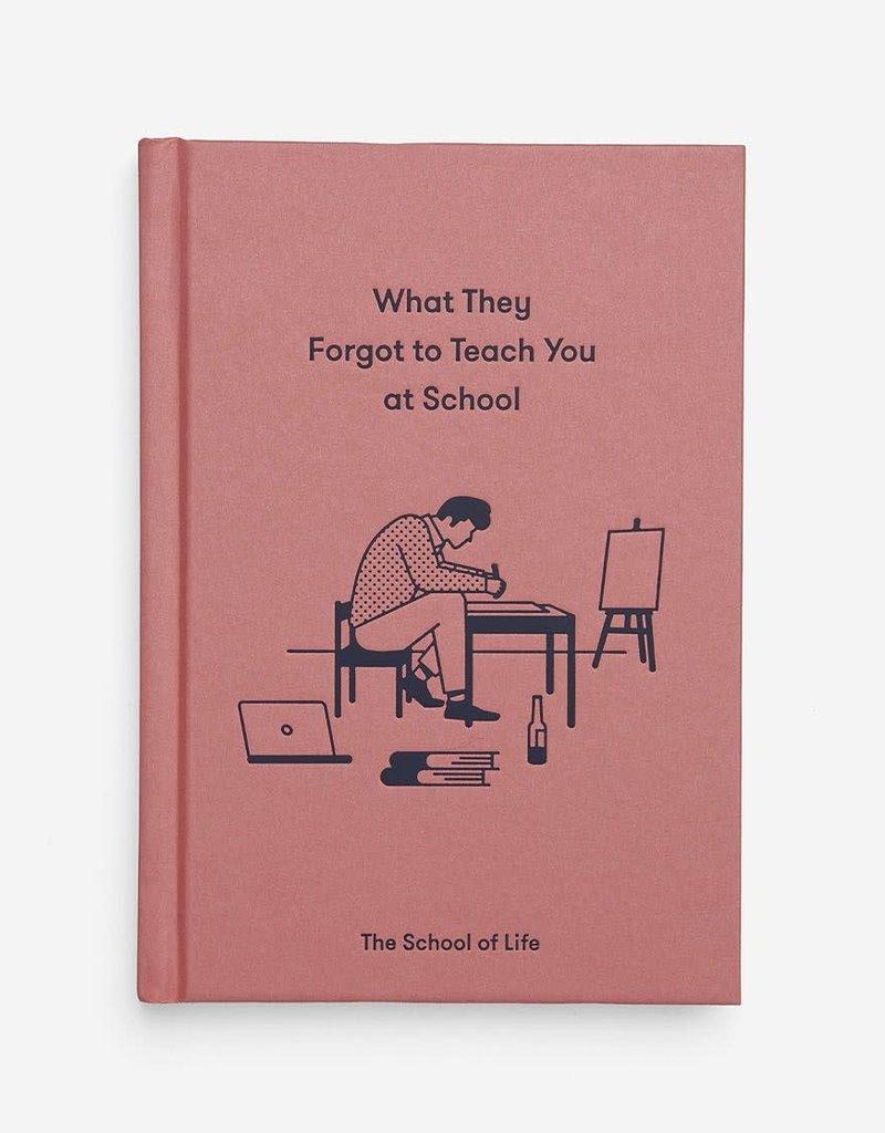 THE SCHOOL OF LIFE - Ce qu'on a oublié de vous apprendre à l'école