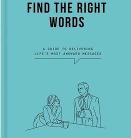 THE SCHOOL OF LIFE- Hoe vind je de juiste woorden