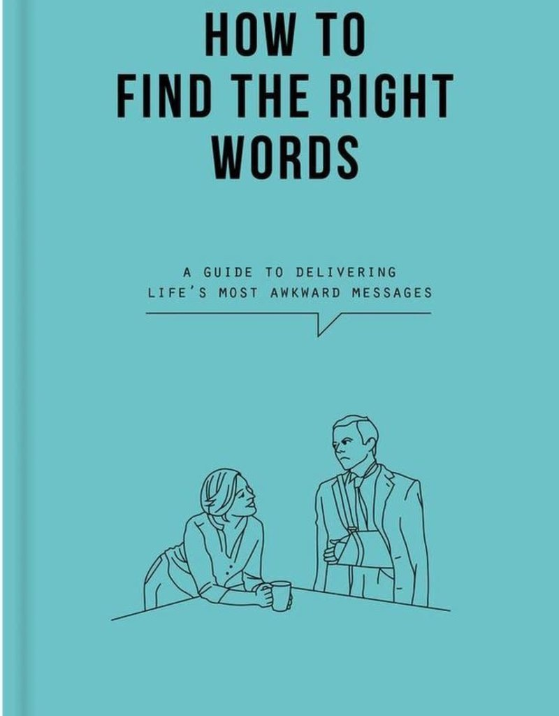 THE SCHOOL OF LIFE - Comment trouver les mots justes