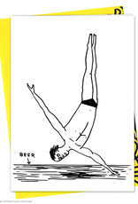 David Shrigley DAVID SHRIGLEY - Beer Diver