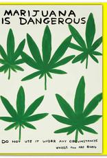 David Shrigley DAVID SHRIGLEY - Marihuana