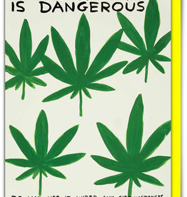 David Shrigley DAVID SHRIGLEY - Marijuana