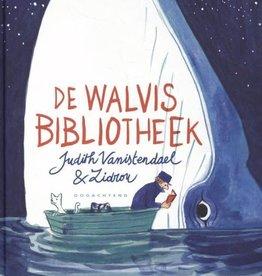 Oogachtend DE WALVISBIBLIOTHEEK - Judith Vanistendael
