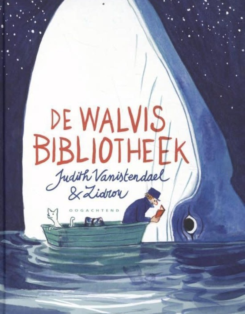 Oogachtend THE WHALE LIBRARY - Judith Vanistendael