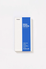 REDOPAPERS - To Do List