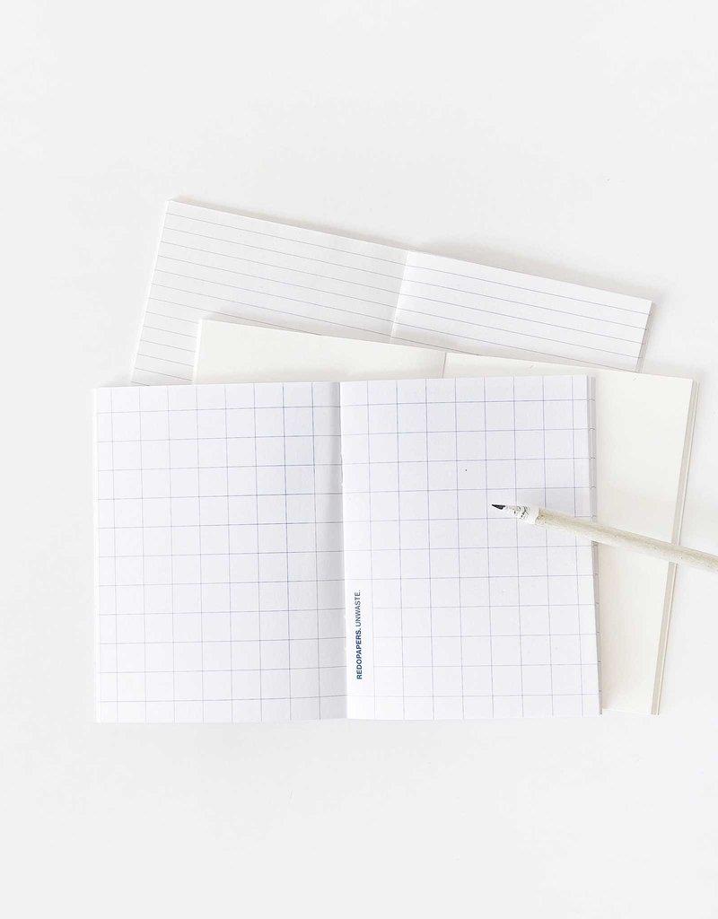 REDOPAPERS - Pocketboekjes