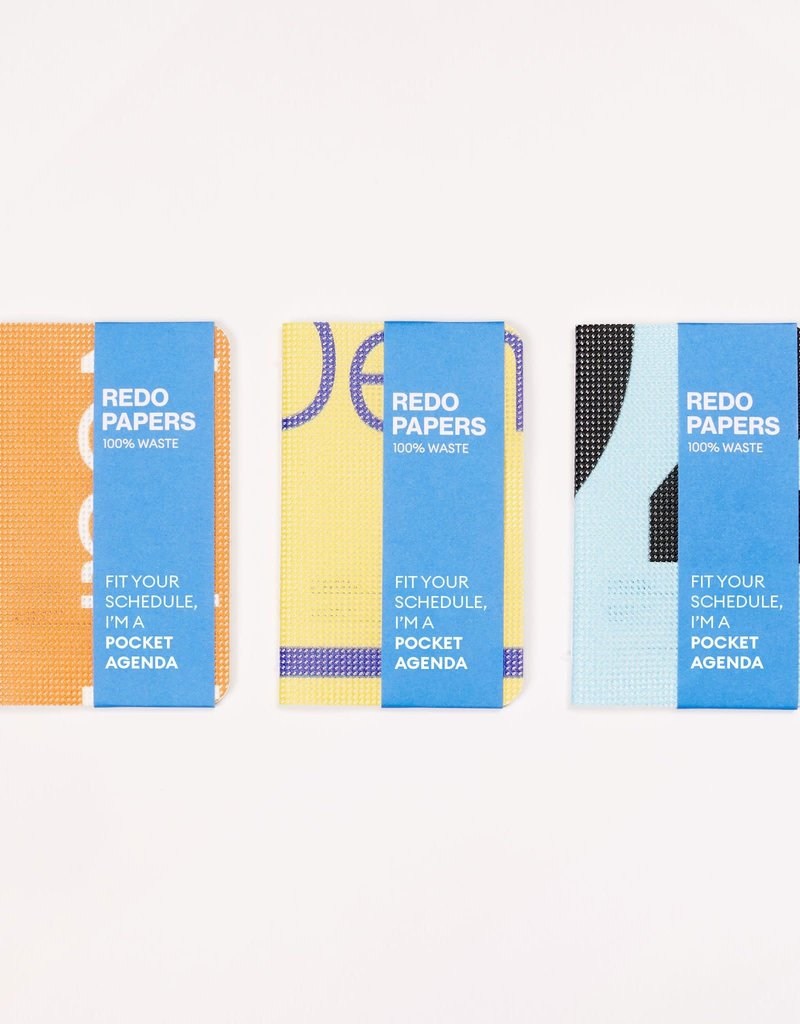 REDOPAPERS - Pocket Agenda 2022