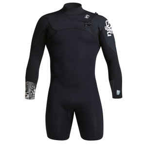 C-Skins C-Skins Session 3:2 Mens GBS Chest Zip Spring