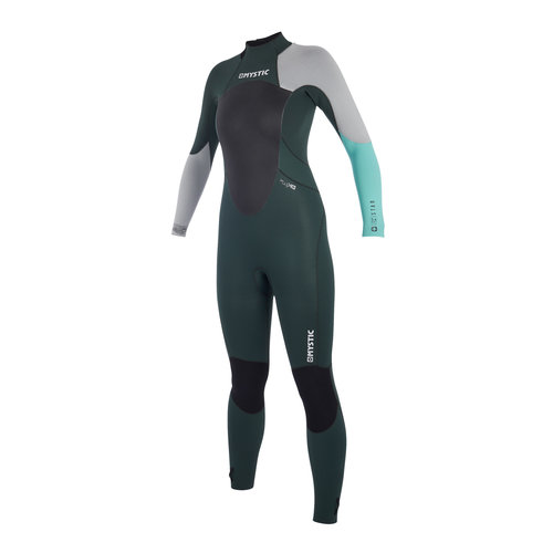Mystic Star Fullsuit 5/4mm Bzip Women