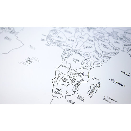Awesome Maps Sketch Map