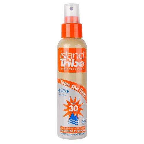 Island Tribe Invisible Spray SPF30, 125ML