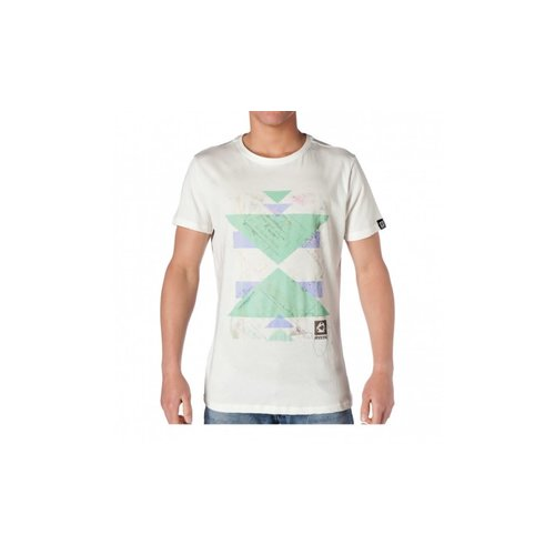 kenya tee Bright white L